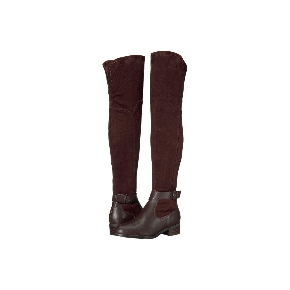 ナインウエスト Nine West レディース ブーツ シューズ・靴【Nacoby Riding Boot】Dark Brown