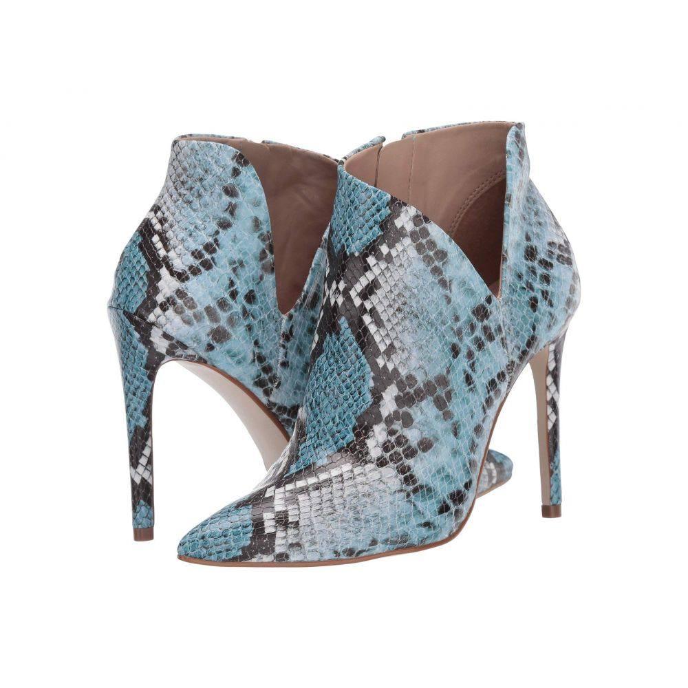 スティーブ マデン Steve Madden レディース ブーツ シューズ・靴【Decoy Dress Bootie】Blue Snake