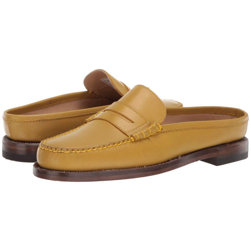 セバゴ Sebago レディース クロッグ シューズ・靴【Classic Dan Clog Pop】Yellow Mimosa