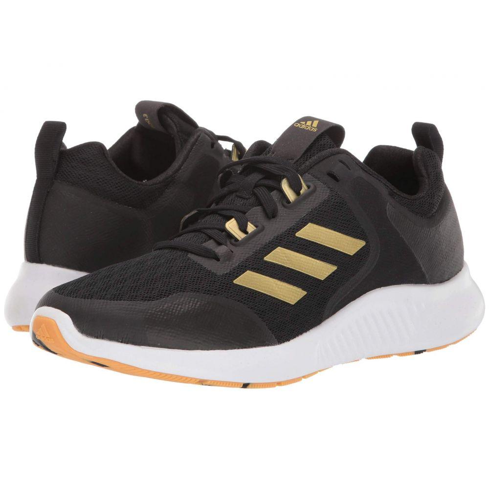アディダス adidas Running レディース ランニング・ウォーキング シューズ・靴【Edgebounce 1.5】Core Black/Gold Metallic/Footwear White