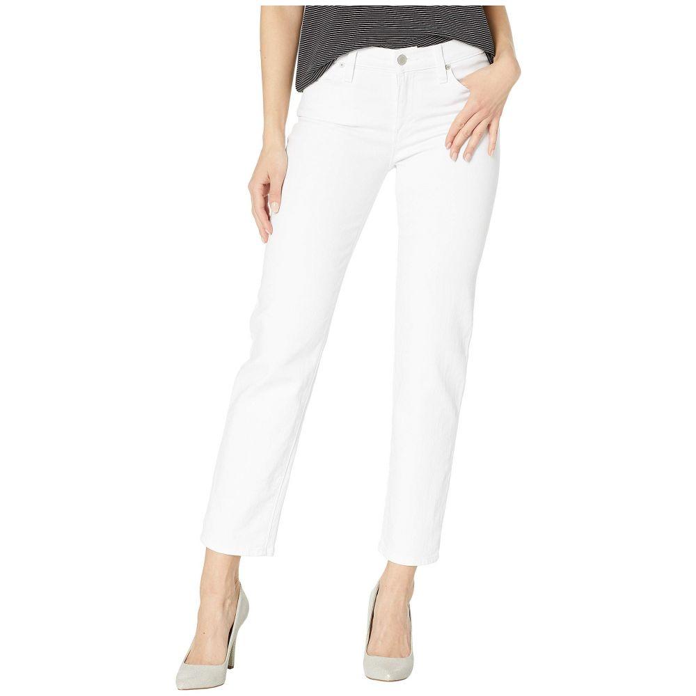 ハドソンジーンズ Hudson Jeans レディース ジーンズ・デニム ボトムス・パンツ【Nico Mid-Rise Cigarette Five-Pocket Jeans in White】White