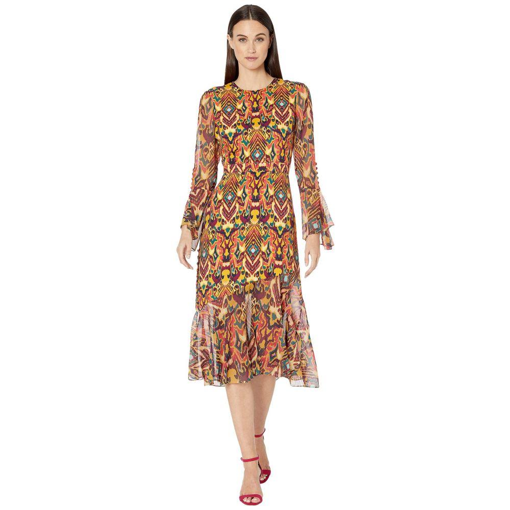 プラバル グルン Prabal Gurung レディース ワンピース ワンピース・ドレス【Rania Dress】Marigold Multi