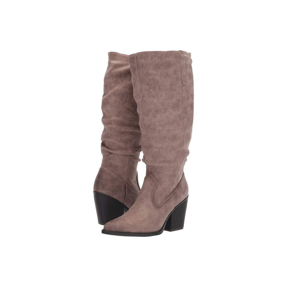 ソウル ナチュラライザー SOUL Naturalizer レディース ブーツ シューズ・靴【Mackenzie】Taupe Fabric Wide Calf