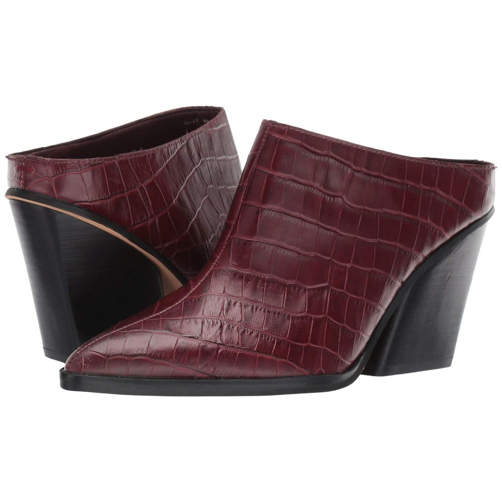 ドルチェヴィータ Dolce Vita レディース パンプス シューズ・靴【Ira】Burgundy Croco Print Leather