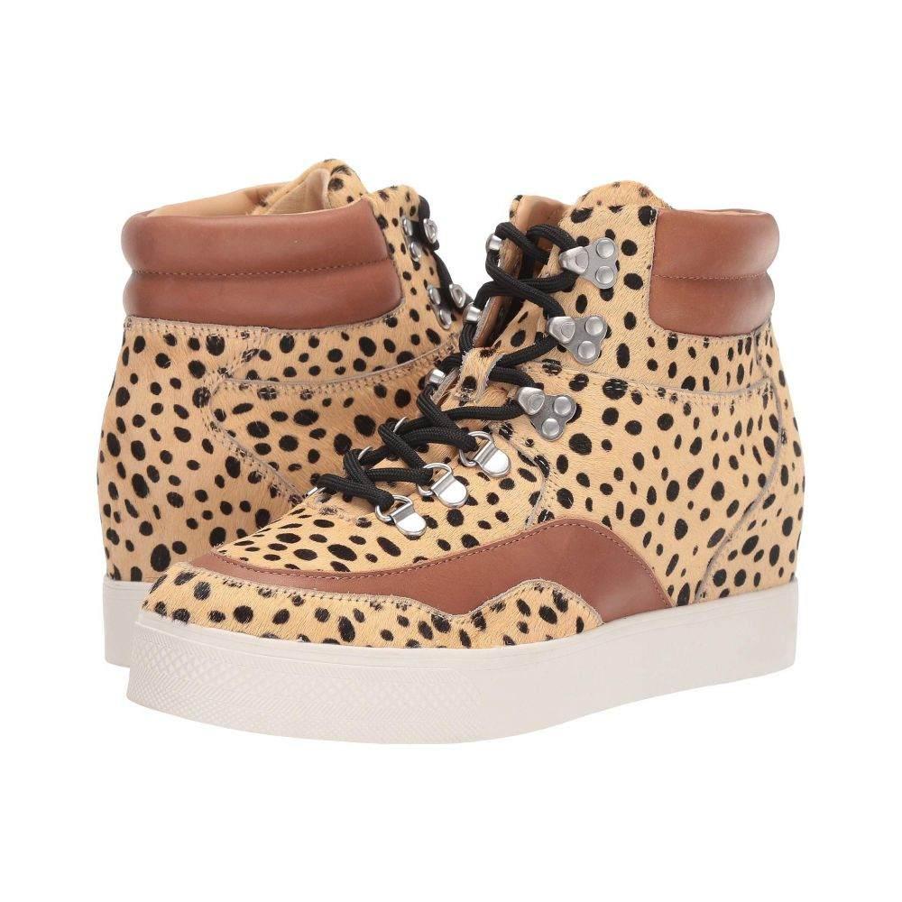 ドルチェヴィータ Dolce Vita レディース スニーカー シューズ・靴【Weber】Leopard Haircalf