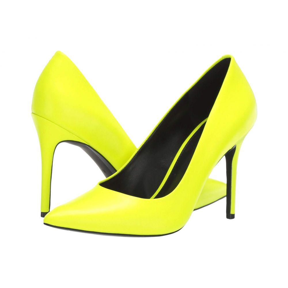 マイケル コース MICHAEL Michael Kors レディース パンプス シューズ・靴【Claire Pump】Neon Yellow