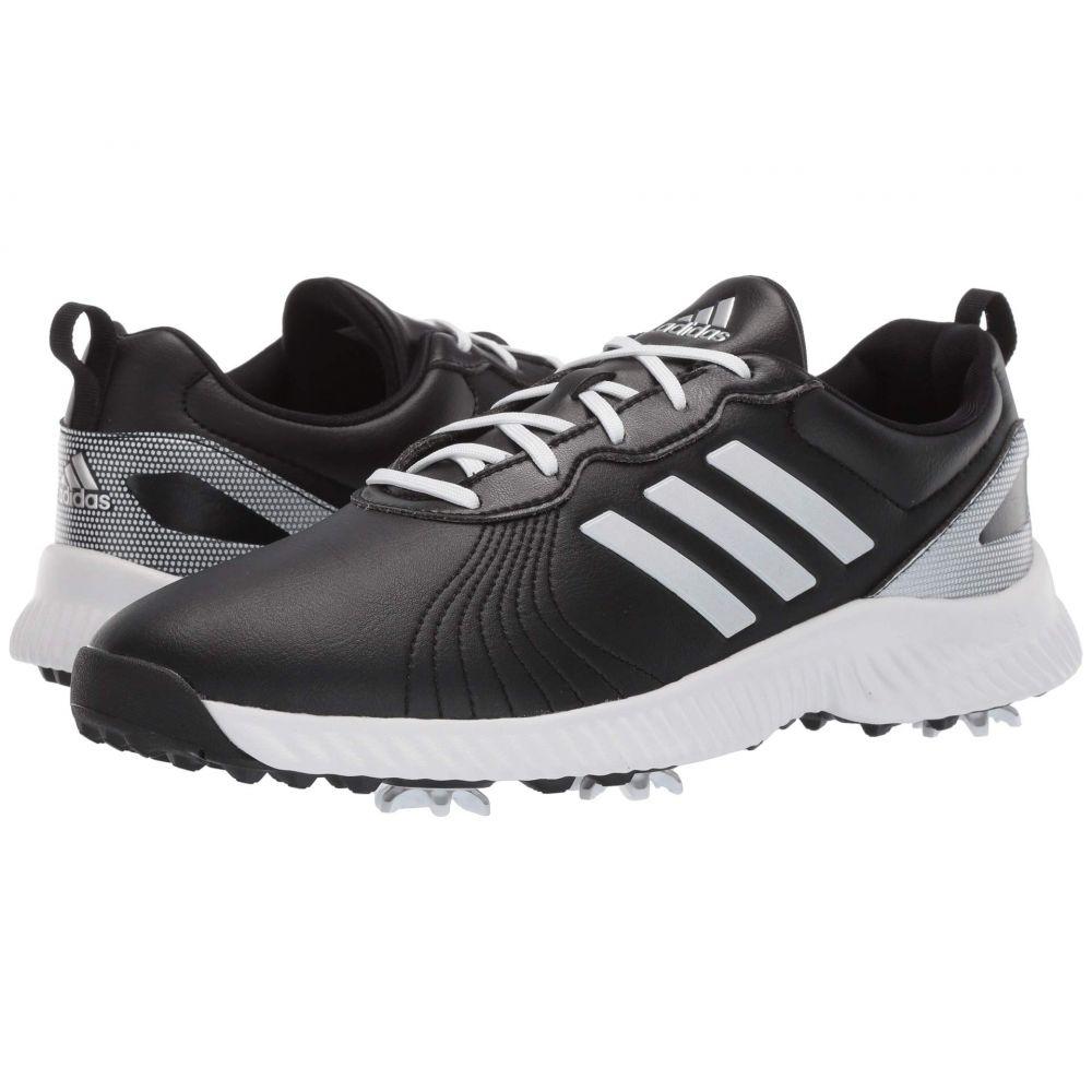 アディダス adidas Golf レディース スニーカー シューズ・靴【Response Bounce】Core Black/Footwear White/Silver Metallic