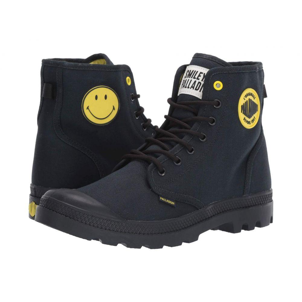 パラディウム Palladium レディース ブーツ シューズ・靴【Pampa Smiley Festbag】Anthracite