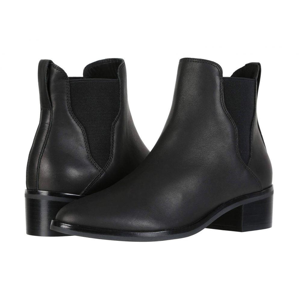 ソルドス Soludos レディース ブーツ シューズ・靴【Marfa Leather Chelsea Bootie】Black