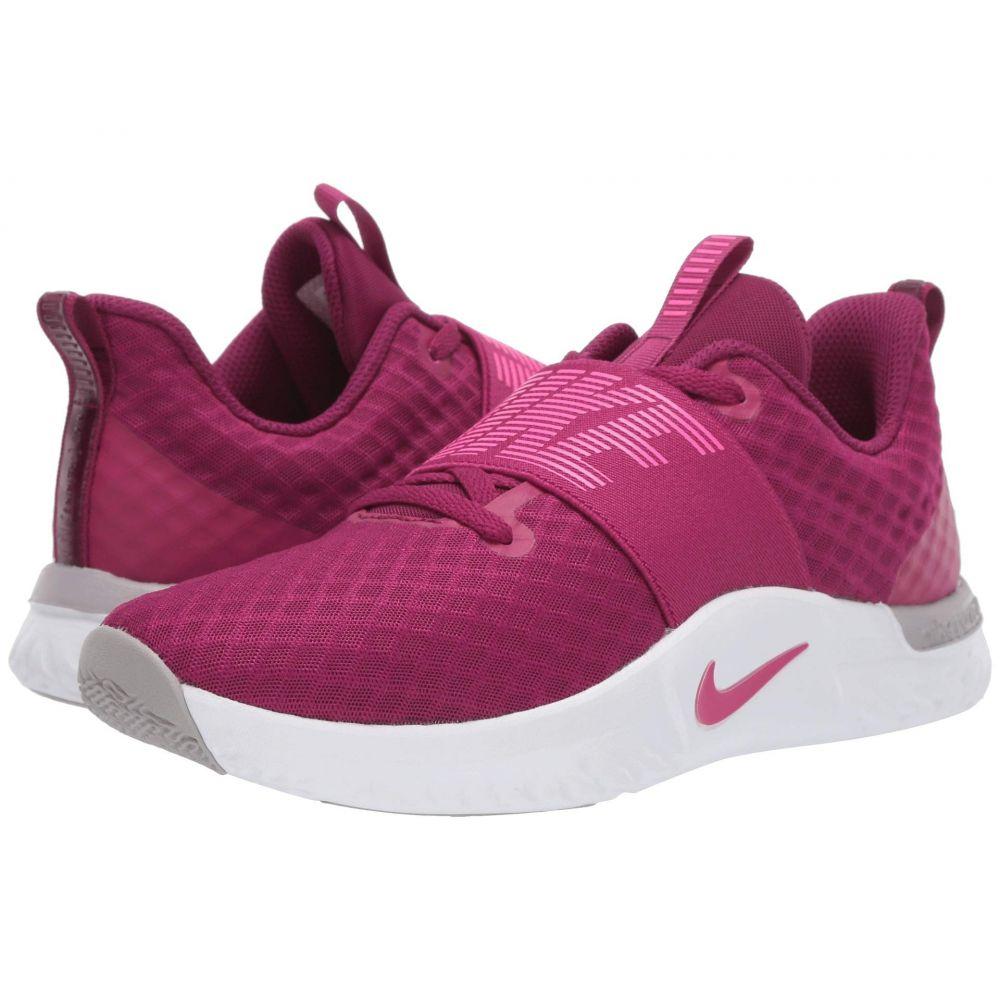 ナイキ Nike レディース スニーカー シューズ・靴【Renew In-Season TR 9】True Berry/Pink Blast/Atmosphere Grey