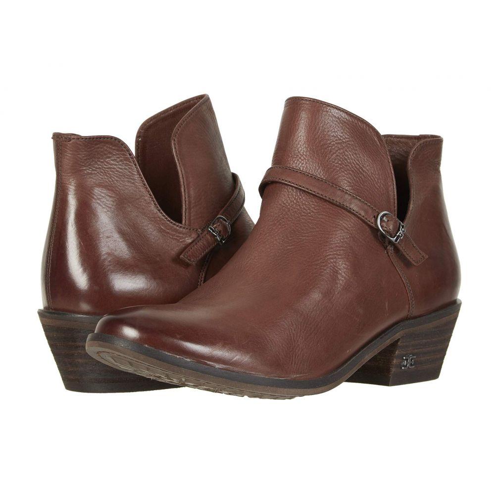 サム エデルマン Sam Edelman レディース ブーツ シューズ・靴【Palmer】Dark Mahogany Veg Calf Leather
