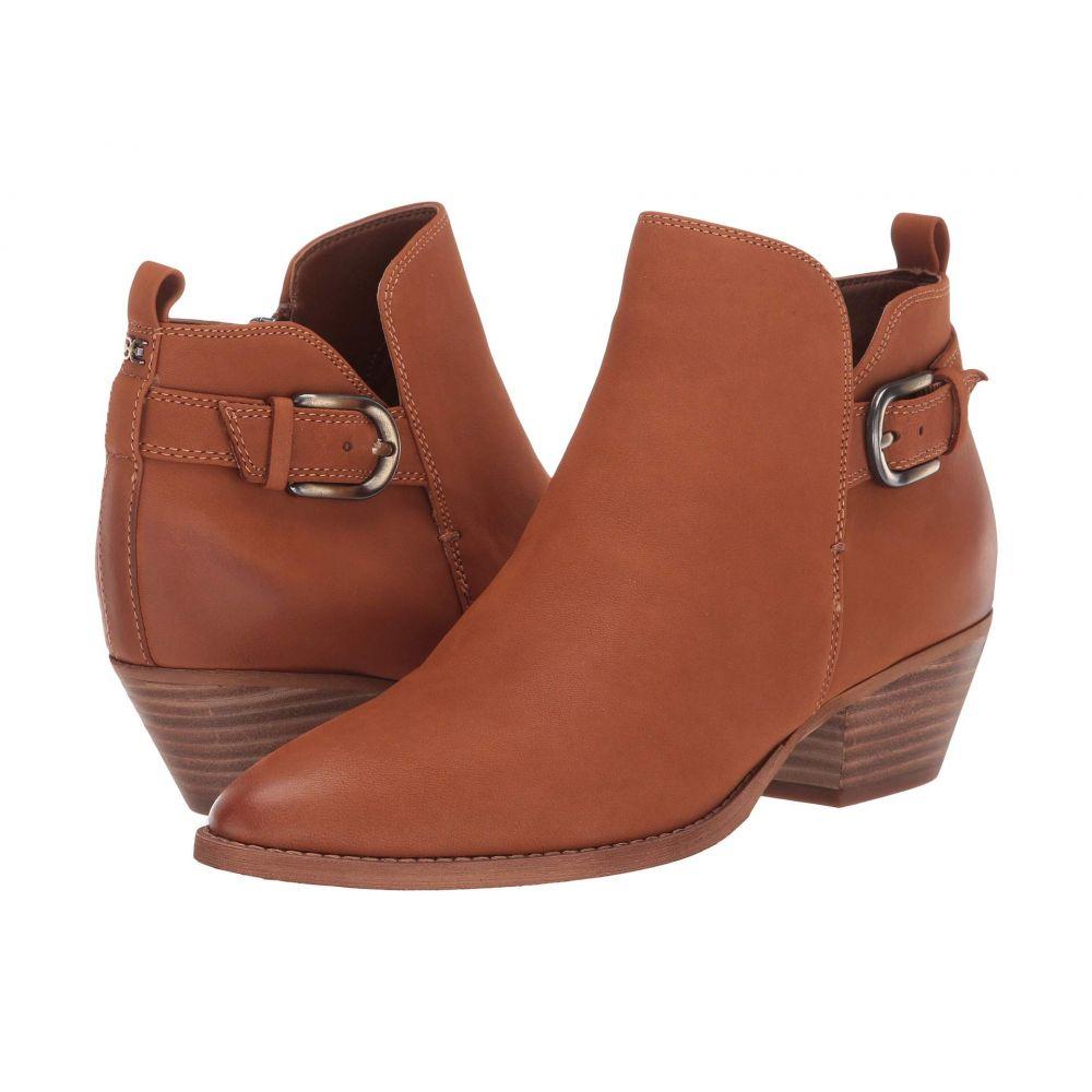 サム エデルマン Sam Edelman レディース ブーツ シューズ・靴【Neena】Luggage Elko Nubuck Leather