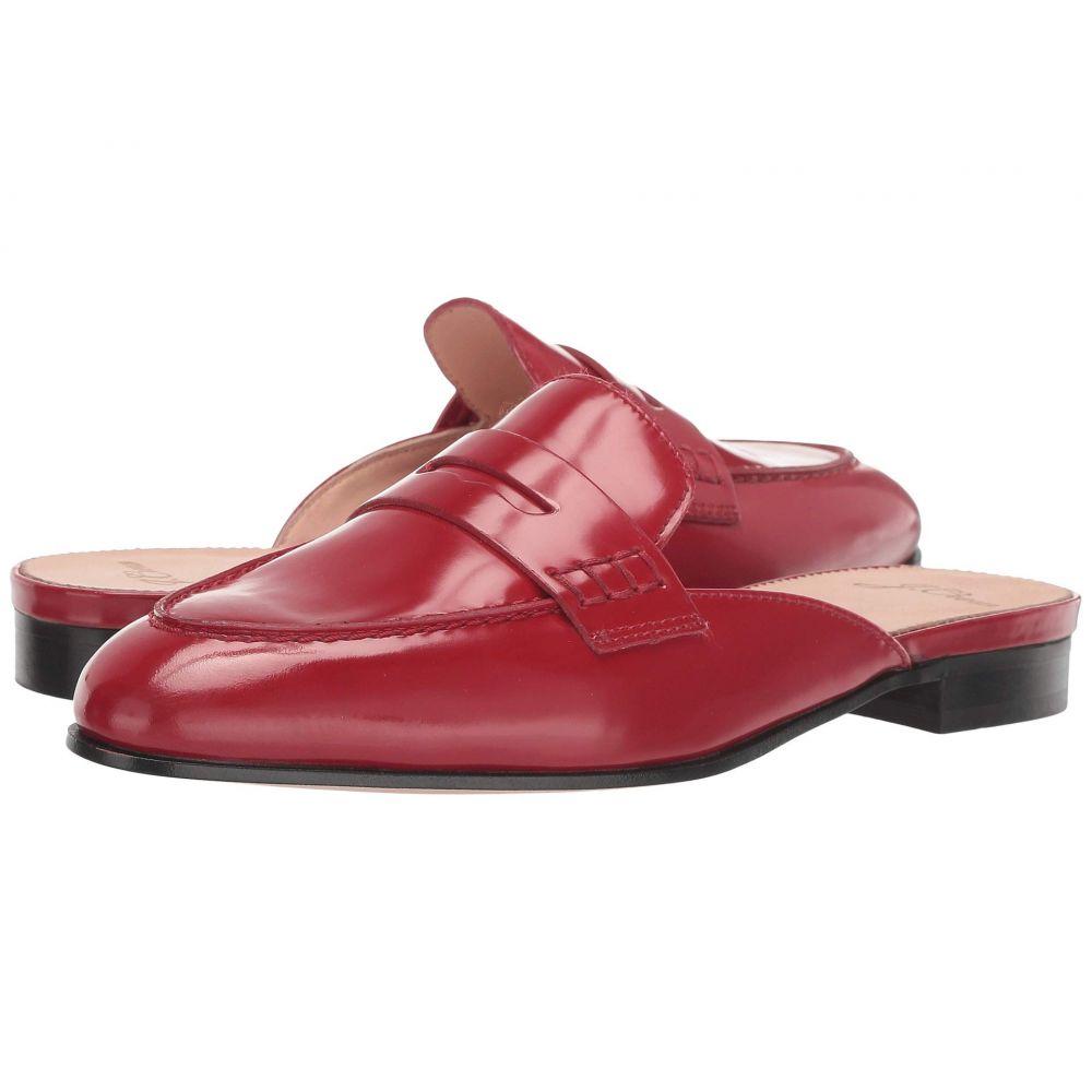ジェイクルー J.Crew レディース ローファー・オックスフォード シューズ・靴【Academy Loafer Slide】Brick Red