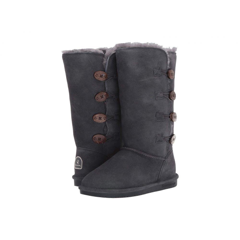 ベアパウ Bearpaw レディース ブーツ シューズ・靴【Lori】Charcoal