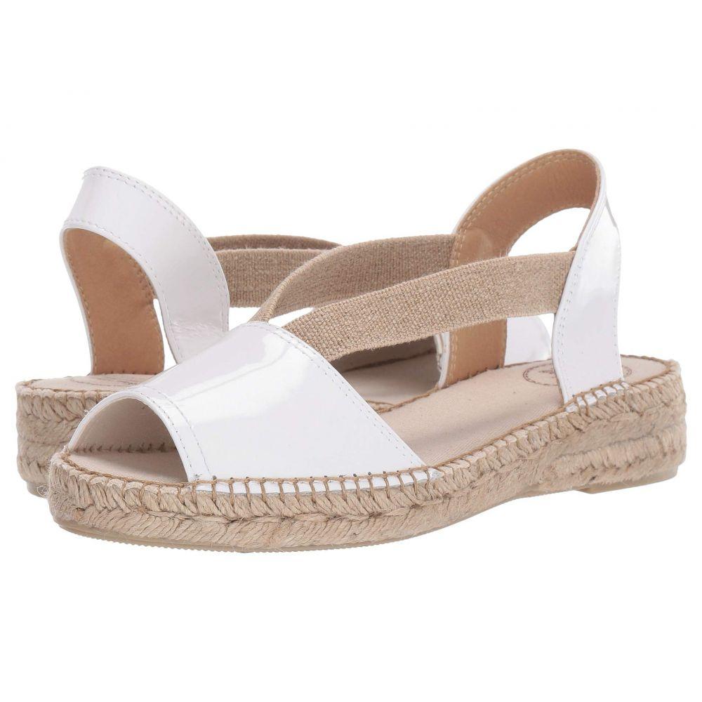 トニーポンズ Toni Pons レディース サンダル・ミュール シューズ・靴【Evon-Xa】White