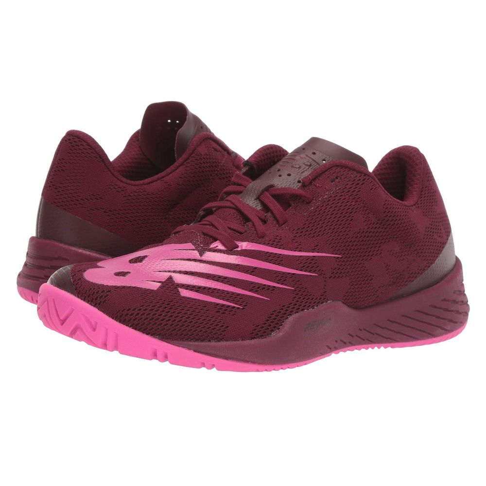 ニューバランス New Balance レディース テニス シューズ・靴【896v3】Peony/Vivid Coral