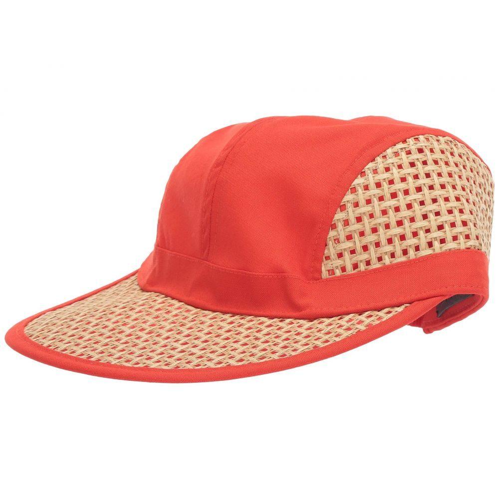 ラグ&ボーン rag & bone レディース キャップ 帽子【Packable Visor】Red