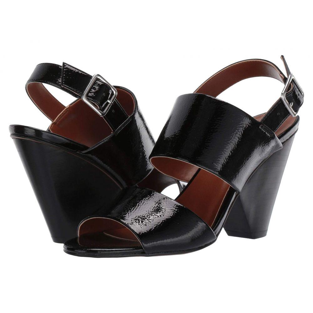 フランコサルト Franco Sarto レディース サンダル・ミュール シューズ・靴【Eiffel】Black Patent