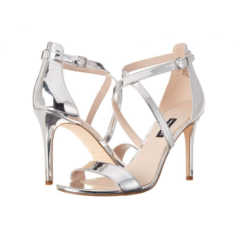 ナインウエスト Nine West レディース サンダル・ミュール シューズ・靴【Mydebut】Silver