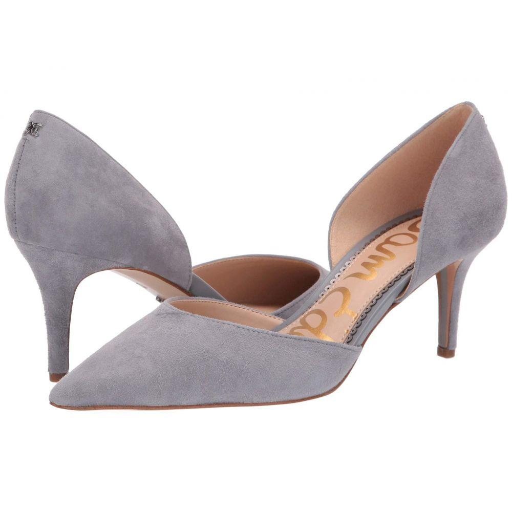 サム エデルマン Sam Edelman レディース パンプス シューズ・靴【Jaina】Grey Storm Suede Leather