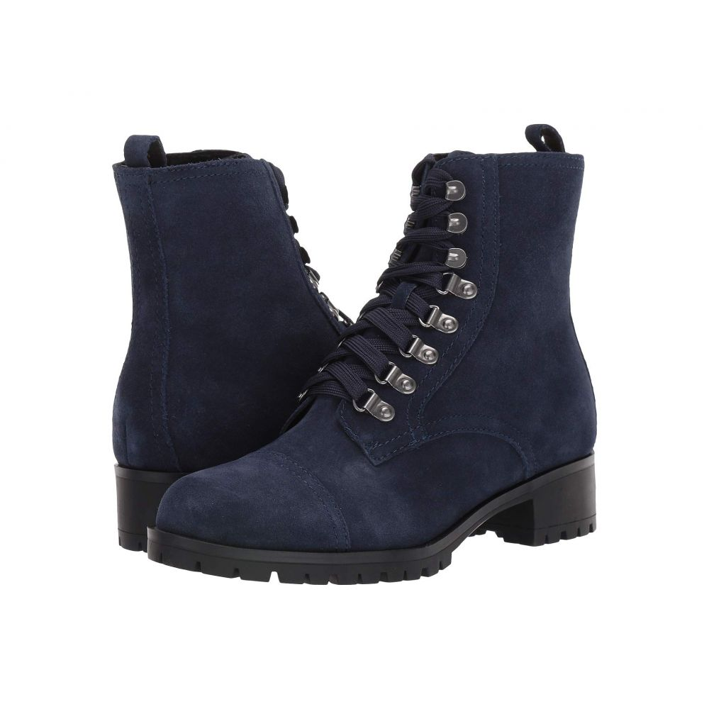 ナインウエスト Nine West レディース ブーツ シューズ・靴【Wren Boot】Dark Blue