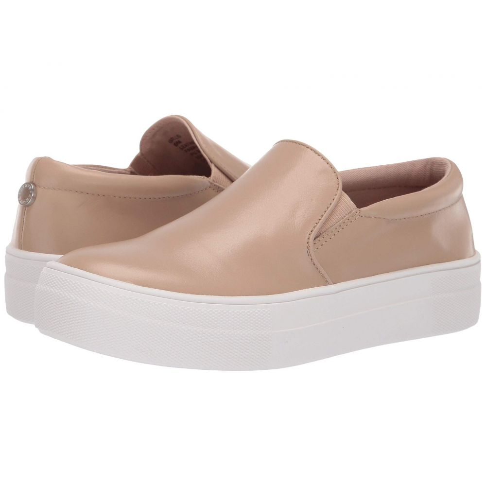 スティーブ マデン Steve Madden レディース スニーカー シューズ・靴【Gills Sneaker】Natural Leather