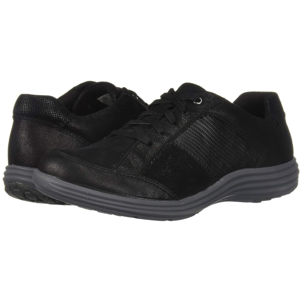 アラヴォン Aravon レディース スニーカー シューズ・靴【Beaumont Lace】Black Multi