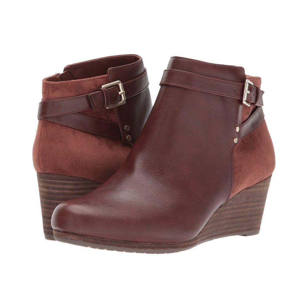 ドクター ショール Dr. Scholl's レディース ブーツ シューズ・靴【Double】Copper Brown