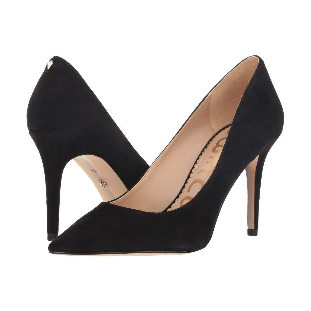サム エデルマン Sam Edelman レディース パンプス シューズ・靴【Margie】Black Suede Leather