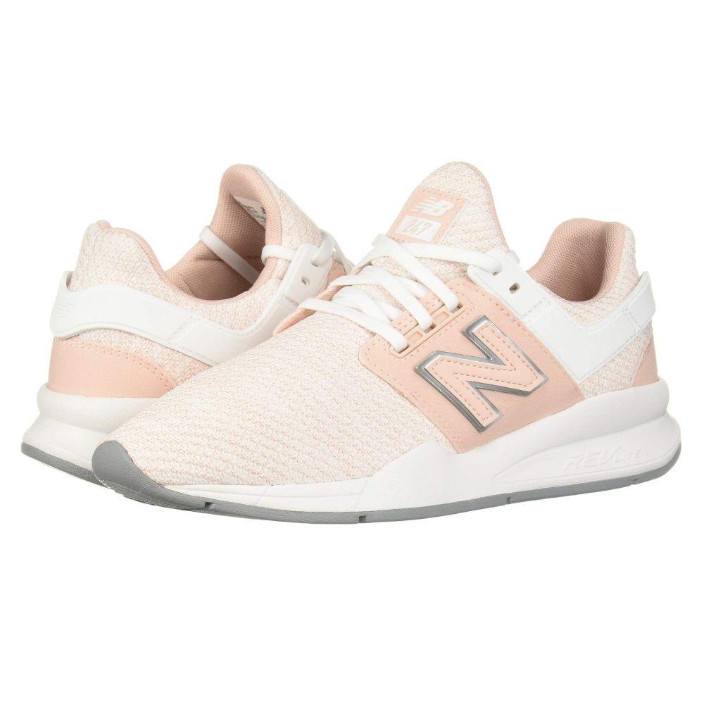 ニューバランス New Balance Classics レディース スニーカー シューズ・靴【274v2】Oyster Pink/White
