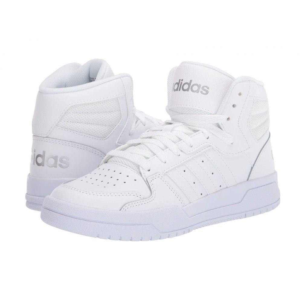 アディダス adidas レディース スニーカー シューズ・靴【Entrap Mid】Footwear White/Footwear White/Matte Silver