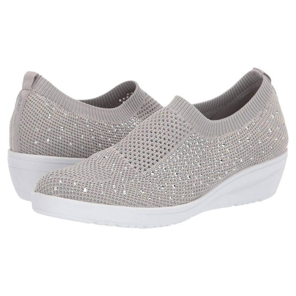 アン クライン Anne Klein レディース スニーカー シューズ・靴【Yearly】Silver