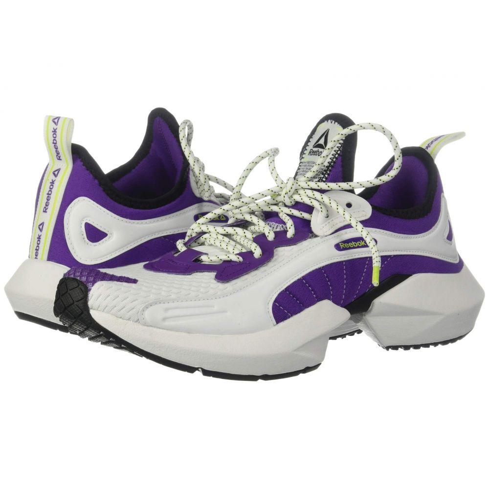 リーボック Reebok レディース ランニング・ウォーキング シューズ・靴【Sole Fury 00】Regal Purple/White/Neon Lime