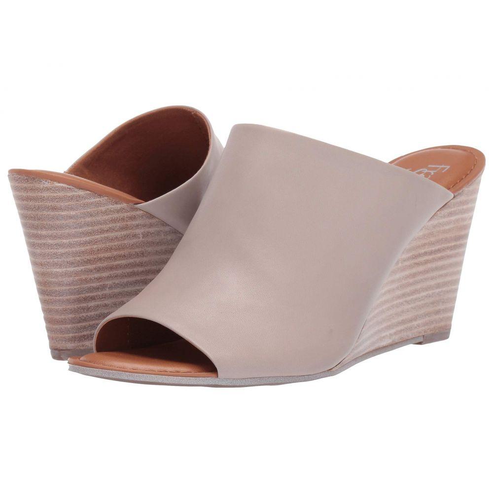 フランコサルト Franco Sarto レディース サンダル・ミュール シューズ・靴【Yasmina】Light Grey Nappa Leather