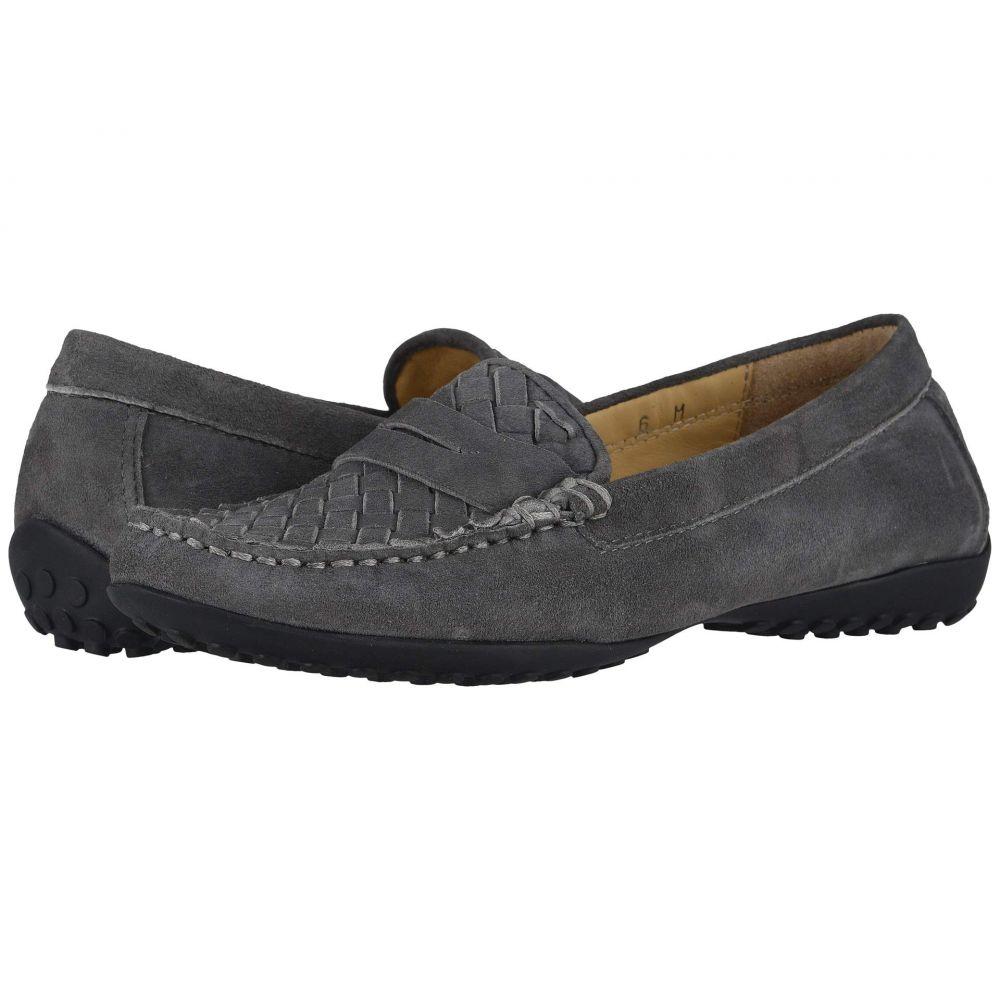 ヴァネリ Vaneli レディース ローファー・オックスフォード シューズ・靴【Adalie】Grey Suede