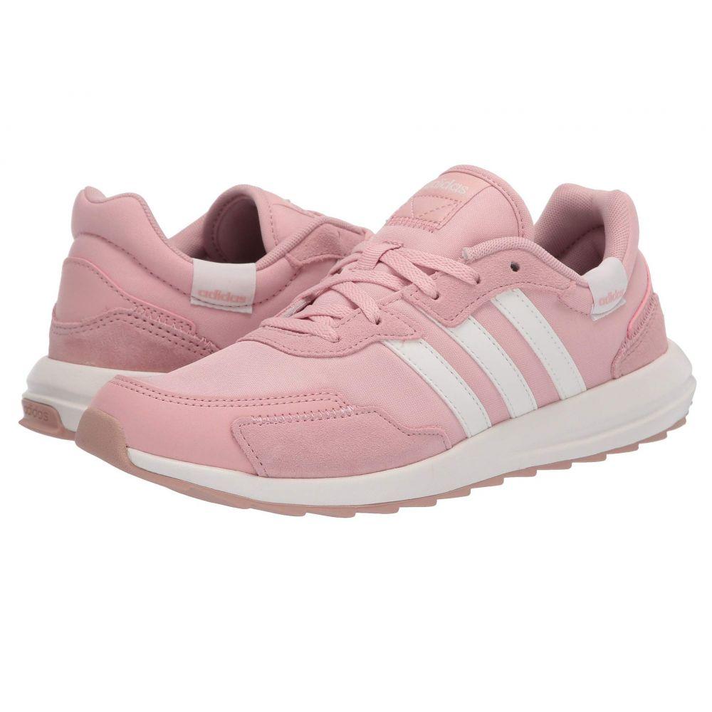 アディダス adidas レディース スニーカー シューズ・靴【Retrorun】Pink Spirit/Cloud White/Pink Spirit