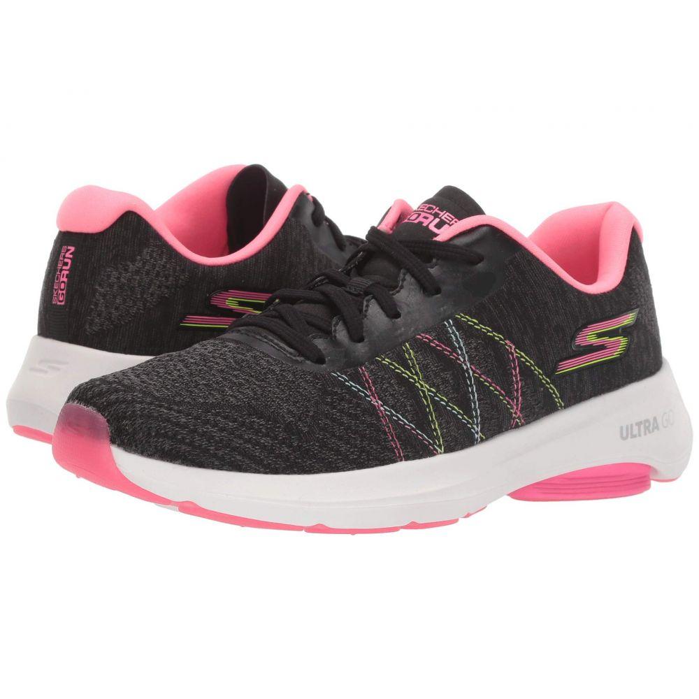 スケッチャーズ SKECHERS レディース ランニング・ウォーキング シューズ・靴【Go Run Viz Tech】Black/Multi