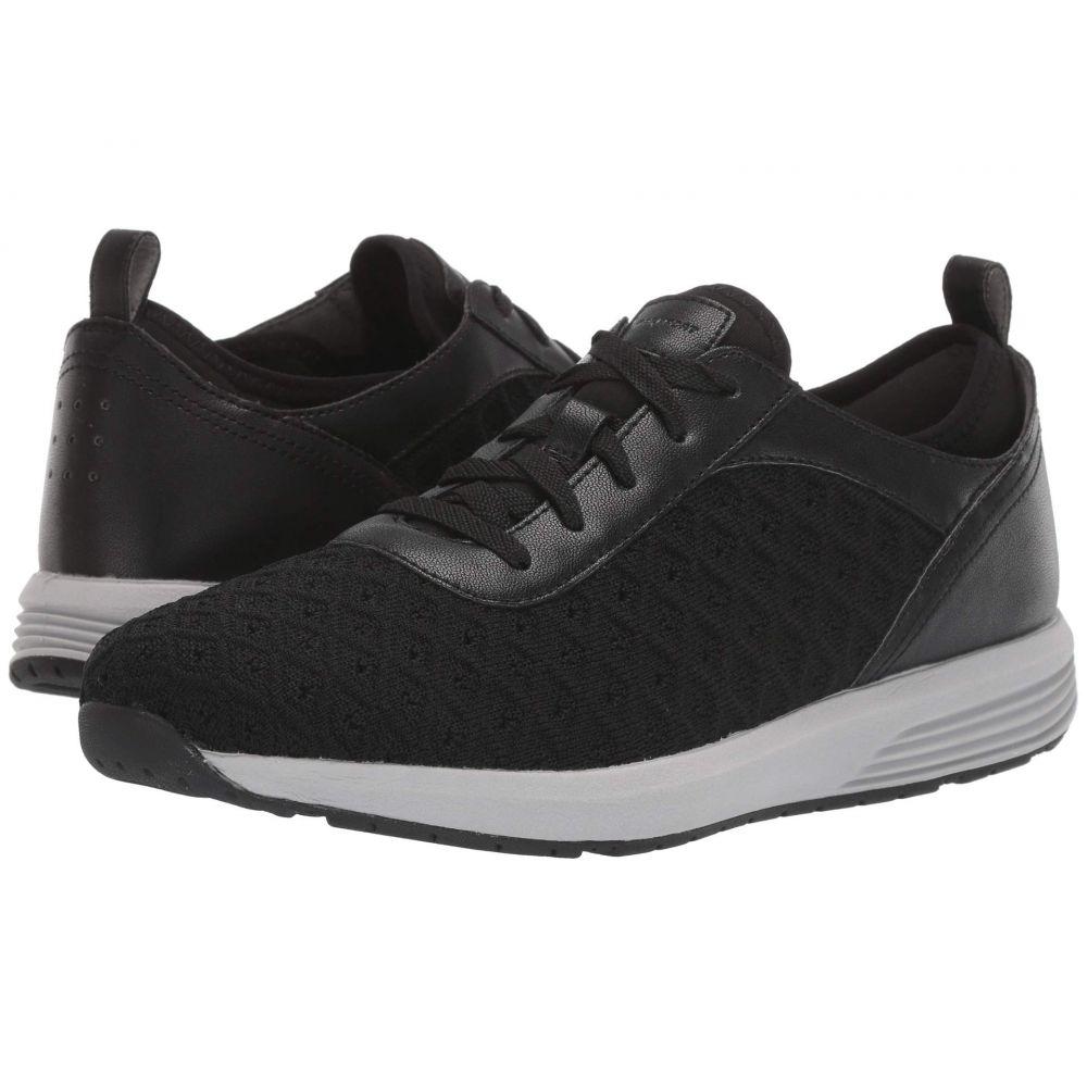 ロックポート Rockport レディース スニーカー シューズ・靴【City Lites Trustride Knit】Black
