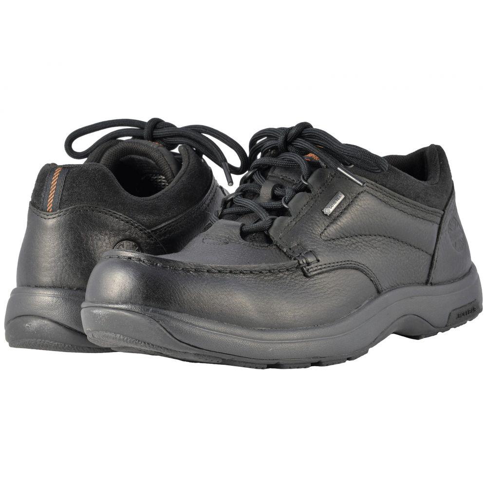 ダナム Dunham メンズ ハイキング・登山 シューズ・靴【Exeter Low Gore-Tex Waterproof】Black