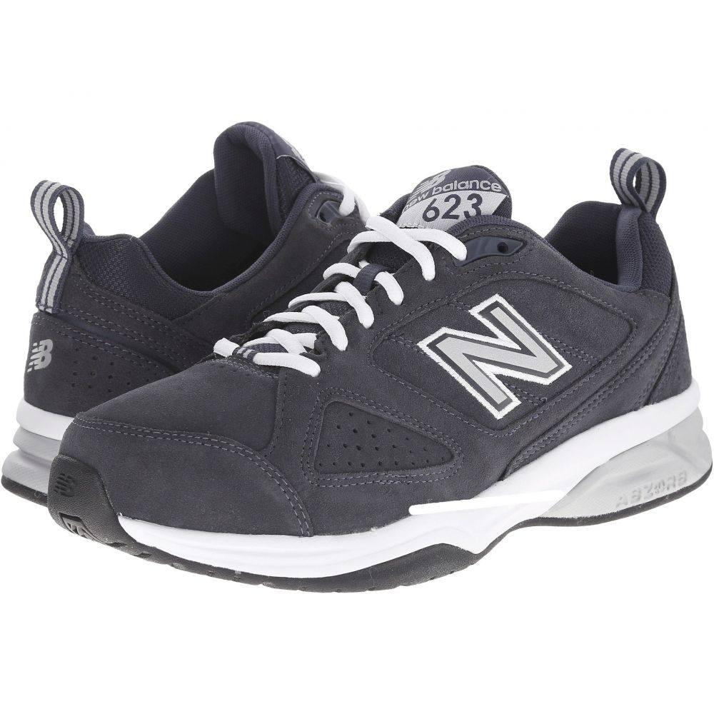 ニューバランス New Balance メンズ スニーカー シューズ・靴【MX623v3】Navy
