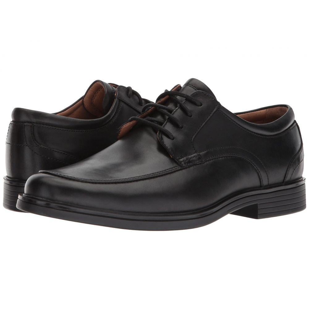 クラークス Clarks メンズ 革靴・ビジネスシューズ シューズ・靴【Un Aldric Park】Black Leather
