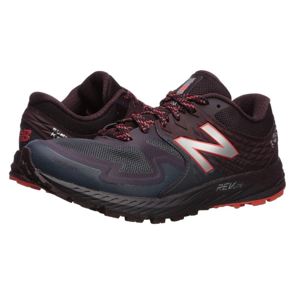 ニューバランス New Balance メンズ ランニング・ウォーキング シューズ・靴【Summit KOM Gore-Tex】Thunder/Henna