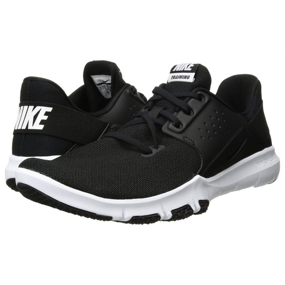 ナイキ Nike メンズ スニーカー シューズ・靴【Flex Control III】Black/Black/White/Anthracite