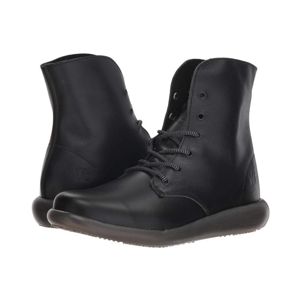 ワールドブーツ WORLDboots メンズ ブーツ シューズ・靴【Larries】True Black/Black
