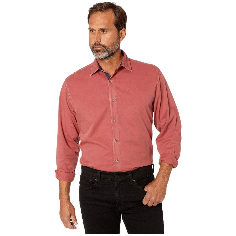 ブガッチ BUGATCHI メンズ シャツ トップス【Savignano Classic Fit Shirt】Brick