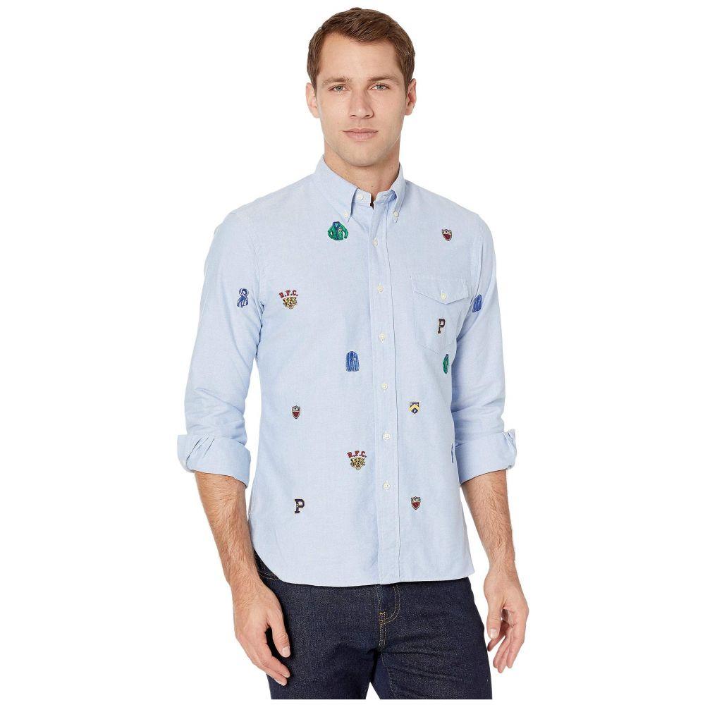 ラルフ ローレン Polo Ralph Lauren メンズ シャツ トップス【Grays Hall Woven Shirt】BSR Blue