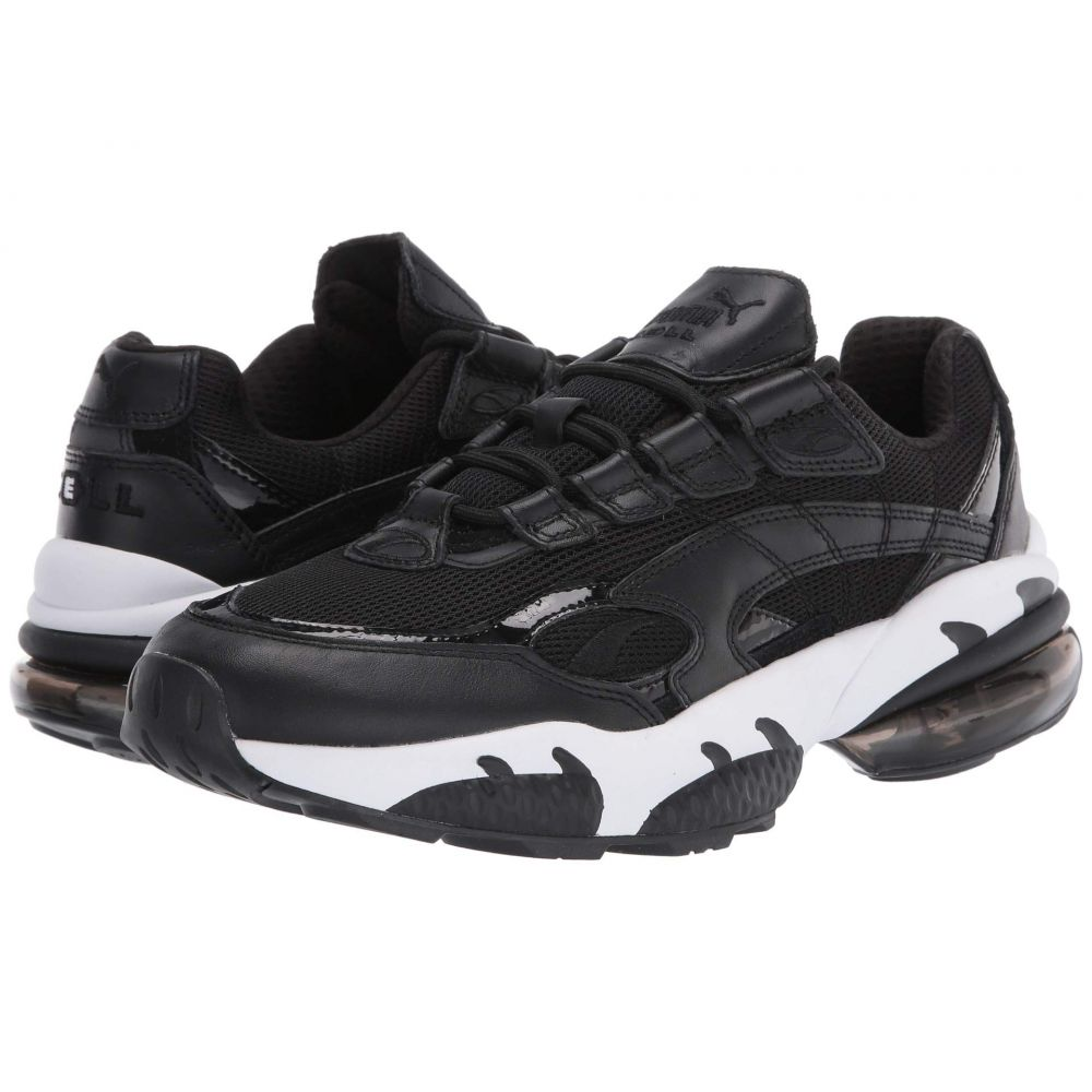 プーマ PUMA メンズ スニーカー シューズ・靴【Cell Venom Reflective】Puma Black/Puma White