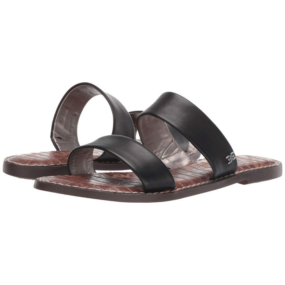 サム エデルマン Sam Edelman レディース サンダル・ミュール シューズ・靴【Gala】Black Atanado Leather