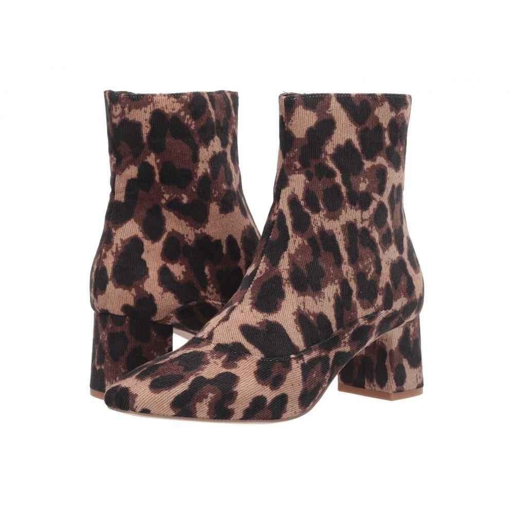 マチス Matisse レディース ブーツ シューズ・靴【Ramble】Tan Leopard Fabric