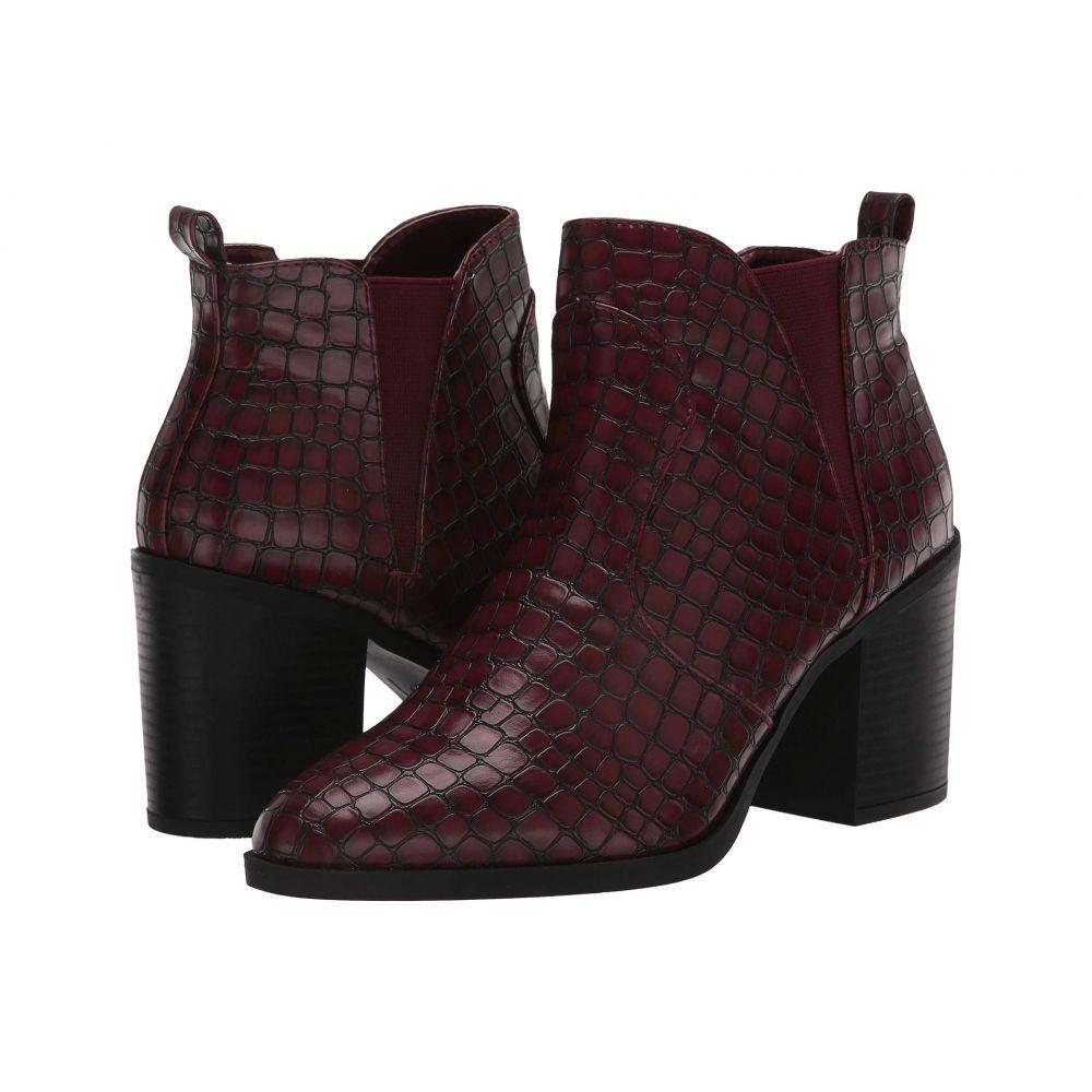 ミア MIA レディース ブーツ シューズ・靴【Hart】Burgundy